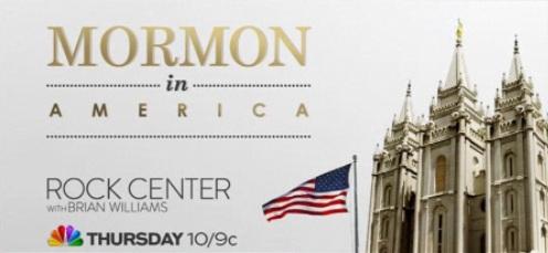 NBC 뉴스 - 몰몬 인 아메리카