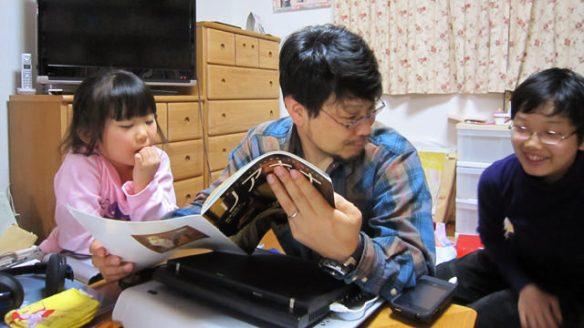 """루비의 창시자 마츠모토 유키히로가 """"나는 몰몬입니다"""" 캠페인에 참여해 몰몬 교회 홍보에 직접 나섰다. (사진 mormon.org)"""